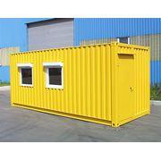 Блок-контейнеры в Казахстане фото