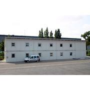 Здания мобильные офисные административные бытовые фото