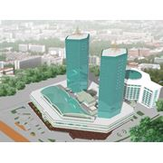 Строительство жилых комплексов ЖК Рахат-Тауэрс г.Алматы строительство бизнес-центров фото