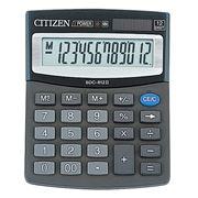 Калькулятор CITIZEN SDC-812 фото