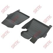 Коврики резиновые 3D LUX для BMW X7 G07 7 SEATS (2018-) Передние фото