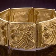 Определение подлинности изделий из драгоценных металлов, сплавов цветных металлов фото