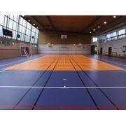 Линолеум Спортивный LG Rexcourt фото