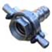 Муфта сливная с ниппелем МСМ фото
