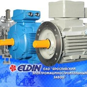 Взрывозащищенные электродвигатели серии ВА, ВАБ с высотой оси вращения 100-355 фото