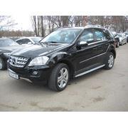 Продажа подержанных автомобилей mercedes ml 320 cdi 2009 фото