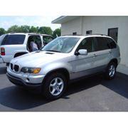 Продажа покупка подержанных автомобилей BMW x5 2001 фото