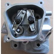 Головка цилиндра на Honda GX-160, 168F фото