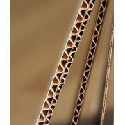 Картон гофрокартон папье-маше фото