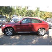 Продажа подержанных автомобилей BMW X6 2009 Bordo фото