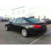 Продажа покупка подержанных автомобилей BMW 730 d 2008 фото