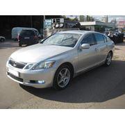 Продажа покупка подержанных автомобилей Lexus GS 350 4x4 2006 фото