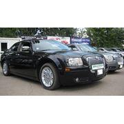 Подержанные автомобили CHRYSLER 300c black фото