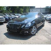 Продажа покупка подержанных автомобилей Mercedes e class 200CGI 2010 фото