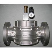 Клапан отсекатель газа электромагнитный НЗ фото