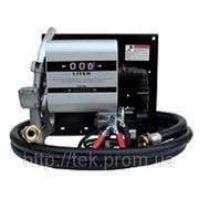 Топливораздаточная колонка WALL TECH 40, 12В, 40 л/мин для дизельного топлива с расходомером КИЕВ фото