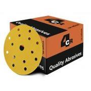 Круг абразивный желтый 21 отв. d 150мм фото
