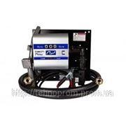 Топливораздаточная колонка WALL TECH- 60 24V 60 л/мин с расходомером для заправки дизельного топлива