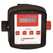 Электронный счетчик топлива MGE 80V 10 - 90 л/мин фото