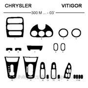 Chrysler 300 M ... - 03' Светлое дерево, темное дерево, темный орех, черный, синий, желтый, красный фото