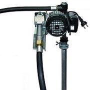 Насос для перекачки дизельного топлива из бочки DRUM TECH 60, 220В, 60 л/мин. Насос для ДТ на бочку фото