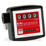 Счетчик для дизельного топлива PIUSI K44 (20-120 л/мин) фото
