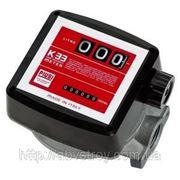 Счетчик для дизельного топлива PIUSI K33 (20-120 л/мин) фото