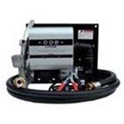 Оборудование для перекачки дизельного топлива 12В, (топливо-раздаточная колонка) фото