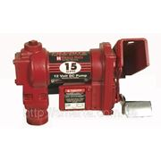 Насос для бензина FR2405, 24В, 60 л/мин, Tuthill Fill-Rite (США) фотография