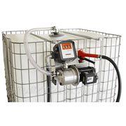 Комплект для перекачки жидкости Adblue SAD-200M, для 200-литровой бочки фото