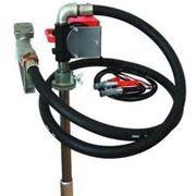 Насос PTP 24V 40 л/мин для заправки и перекачки дизельного топлива фото