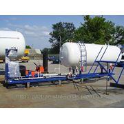 Газовая заправка (АГЗС), Газовый модуль. Автогазозаправочный пункт (АГЗП) , под ключ в Николаеве купить фото
