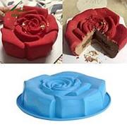 Форма для муссового торта Роза фото