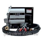 Топливораздаточная колонка заправки дизельного топлива с расходомером WALL TECH 40, 220В, 40 л/мин фото
