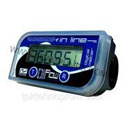 Электронный счетчик In-Line для масла и дизельного топлива 10 -150 л/мин фото