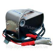 Насос для перекачки дизельного топлива DC-Tech, 12В, 40 л/мин фото