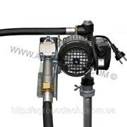 Бочковой насос для дизельного топлива DRUM-TECH 60л/мин фото