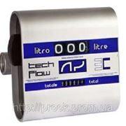 Счетчик TECH FLOW для бензовоза, перелива, колонки раздачи топлива фото