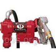 Насос для заправки и перекачки бензина и дизельного топлива, 24В, 55 л/мин фото