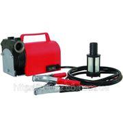 Насос для перекачування дизельного пального KPT, 24В, 40 л/хв фото