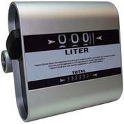 :Счетчик расхода дизельного топлива, масла Tech-Flow 3C, 20-120 л/мин фото