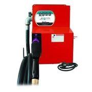 Колонка топливораздаточная со счетчиком для заправки дизельного топлива BASE- 60 220V 60 л/мин фото