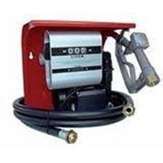 Колонка топливораздаточная для заправки дизельного топлива со счетчиком Hi-Tech-60 220V 60 л/мин фото