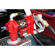 Насос бочковой FILL-RITE для бензина Испания (50л/мин) 24В фото
