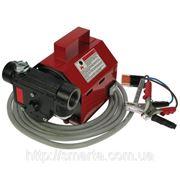 Топливный насос для перекачки дизельного топлива PB-1, 12В, 60 л/мин фото