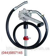 Ручной насос для перекачки бензина насос роторный фото