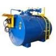 Персональная МИНИ АЗС, объем 5000-10 000 литров. АЗС для топлива. Толпивозаправщик на 10000литров фото