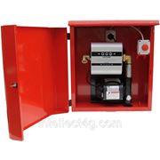 Топливораздаточная колонка для ДТ в металлическом ящике ARMADILLO 12В/24В, 60л/мин фото