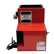 Топливораздаточная колонка для заправки дизельного топлива со счетчиком, 220В, 80 л/мин фото