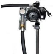 Насос для заправки дизельного топлива для бочки DRUM-TECH, 220В, 60 л/мин. Насос для ДТ на бочку фото
